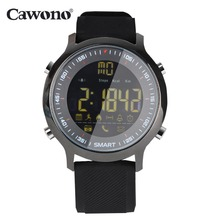 Cawono EX18 5ATM Waterproof Smart Watch Pedometer Tracker Call reminder Bluetooth 4 0 Wristwatch SmartWatch for