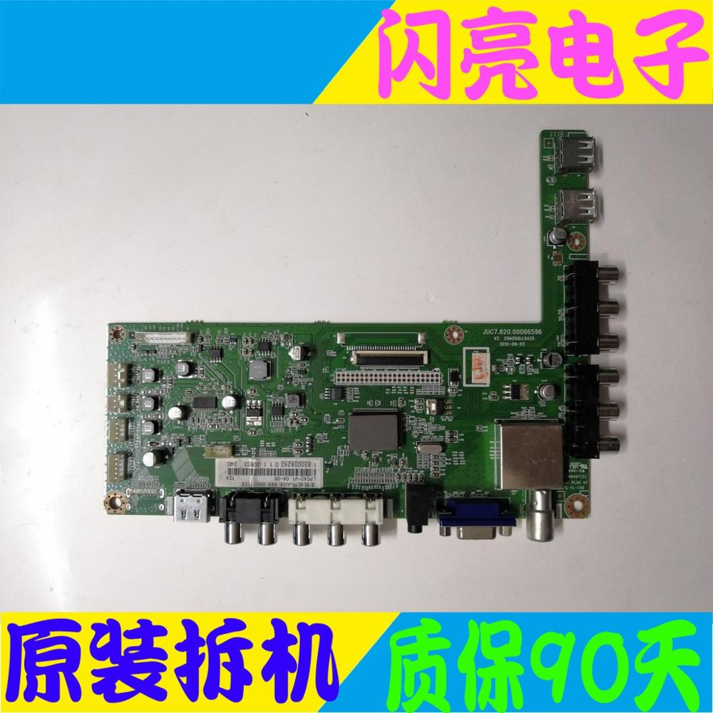 Main Board Power Board Circuit Logic Board Constant Current Board Led 42b2000c Motherboard Juc7.820.00066596 Screen M420f12-e4-a Circuits Audio & Video Replacement Parts