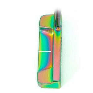 Image 4 - GPVD גימור פחמן פלדת CNC הסתובב גולף להתבטל צבעוני גולף מועדוני freeshipping