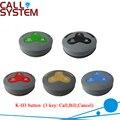 Электронные беспроводная система оповещения K-H3 красочный кнопка 3-key ( ; законопроект ; отмена )