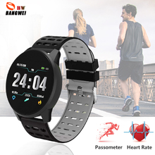 LIGE 2019 New Fitness Smart Bracelet Women LED Waterproof display Call Reminder Tracker Sport Watch Men Relogio