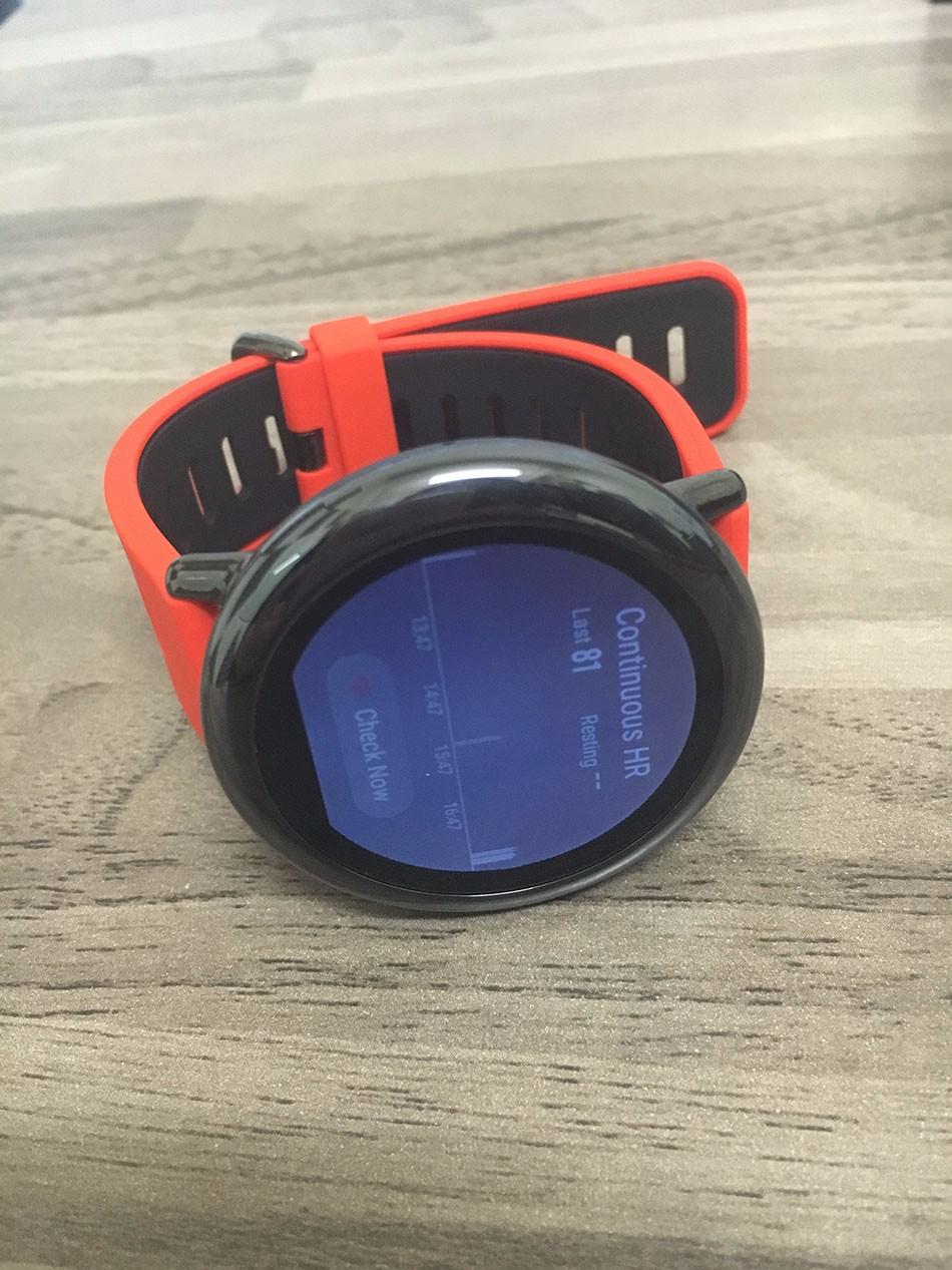 HUAMI AMAZFIT SPORTS SMART WATCH BLUETOOTH WIFI DUAL CORE GPS HEART RATE MONITOR 213432 15