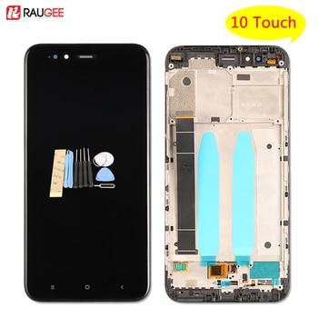 Screen For Xiaomi Mi A1 LCD Display+Touch Screen miA1 LCD Digitizer Premium Screen Replacement for MiA1 Mi A1 4GB 32GB 64GB 5.5