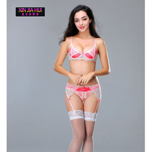 Cheap Bridal lingerie Lace New Women Nightwear Erotic Lingerie Sexy Hot Clothing
