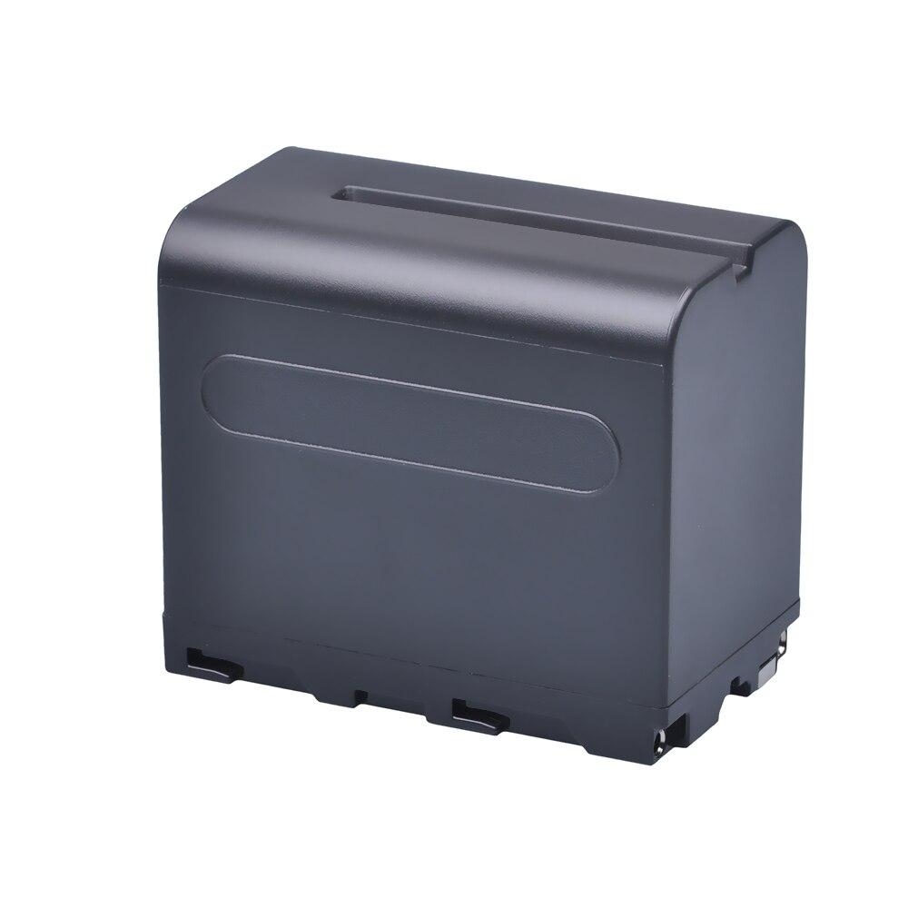 5200 Mah 1 Stück Np-f750 Npf750 Np F750 F730 F770 Batterie Für Sony Np F960 F970 Np-f770 F550 Ccd-trv58 Trv110k Trv26e Hvr-z1 V1j Z1 Stromquelle