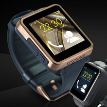 Hot IP67 Wasserdichte Bluetooth Smart Watch F1 Sync Anruf SMS Anti Verloren smartwatch mit Kamera für Samsung HTC Android Smartphones