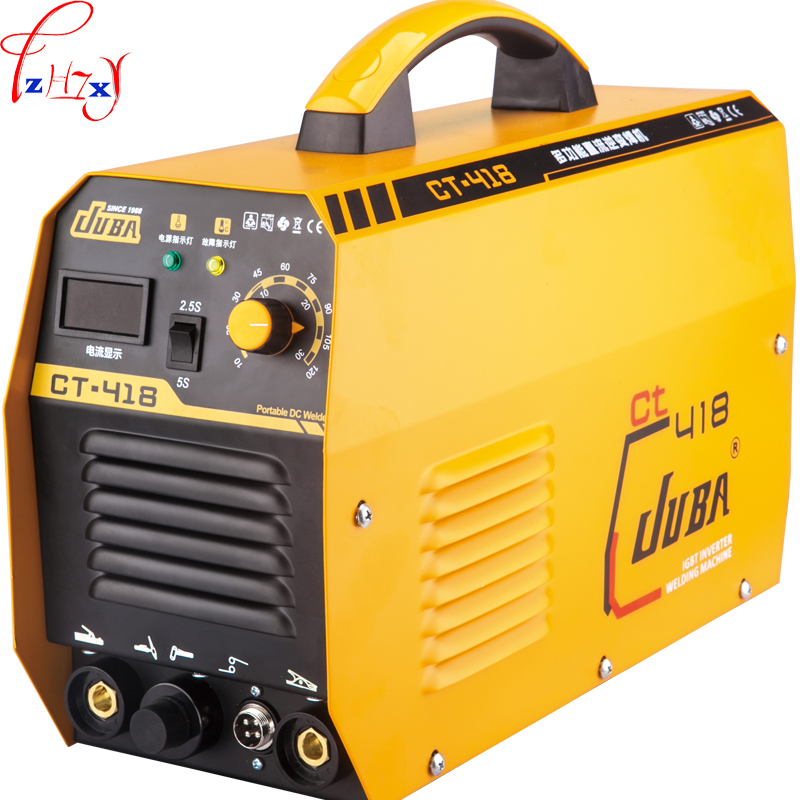 CT-418 Inverter IGBT DC 3 in 1 TIG/MMA plasma cutting 220v Argon arc welding machine 3.2 electrode Electric welder new manual argon inverter igbt arc welder mma dc tig welding inverter machine