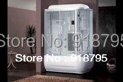 Vuông hơi sang trọng vách tắm phòng tắm tắm hơi cabin tắm có vòi massage phòng tắm hơi RS8001