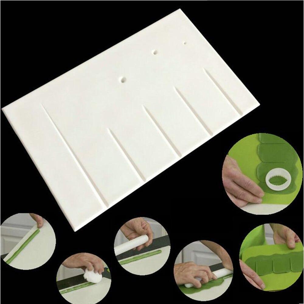 1PCS Flower Stem Shape Board Sugarcraft Tool Fondant Cake Mold Decorating Sugarcraft Gum Paste Tools