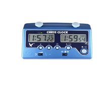 Digital Chess clock Jump New Professional Electronic Timer Small Games Sports Watches Wholesale