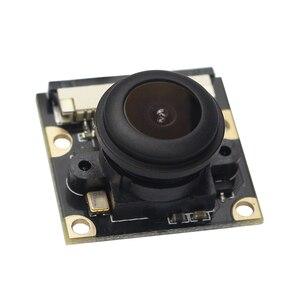 Image 4 - פטל Pi 220 תואר עין דג מצלמה מודול מוקד עדשה מתכווננת OV5647 רחב זווית מצלמה עבור פטל Pi 3 דגם b/B +