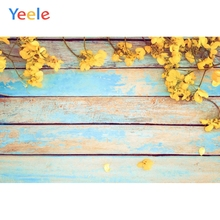 Yeele Winter Jasmine Faded Wood Board Texture Plank Photography Backgrounds Photographic Backdrops Customized For Photo Studio