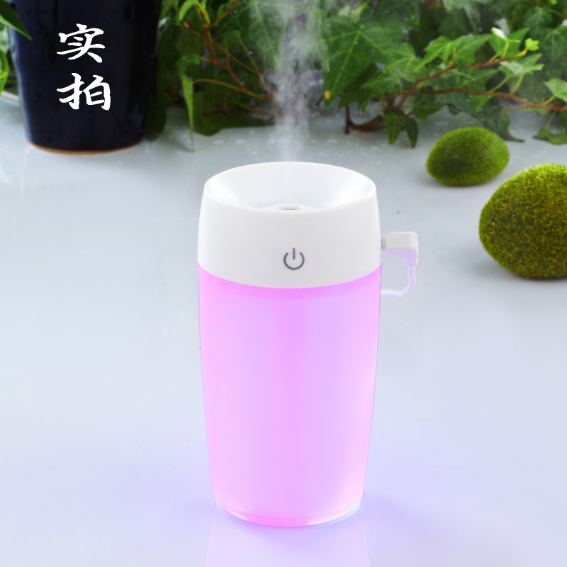 Tstcoco 250ml Mute silent vaporizer air humidifiers household electrical appliances geurverspreider umidificador de ar jy-013