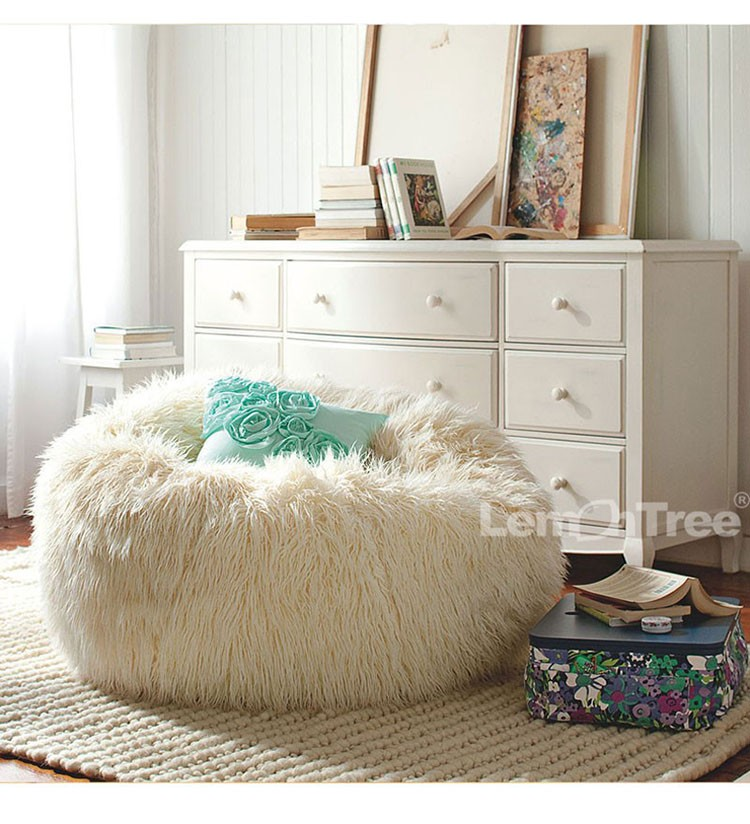 Swell Very Cute Bean Bag Cover Machost Co Dining Chair Design Ideas Machostcouk