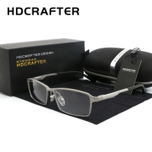 HDCRAFTER TR90 17g Lightweight Glasses Frame Myopia Hyperopia Prescription Eyeglasses Frames Reading Clear Men