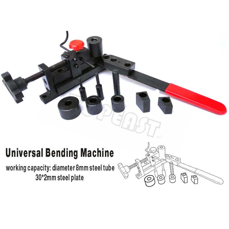 Hot sale  manual reinforced steel bar bending tools rebar bending machine construction tools  New