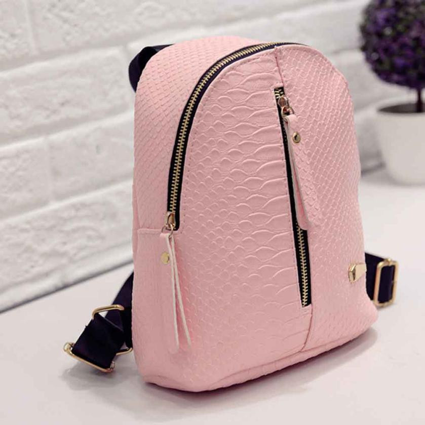 Best PU Leather Backpacks For Womens