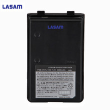 LASAM DC 7.4V FNB V67LI  2200 mah lithium ion walkie talkie battery pack for VX VX VX 210A vx VX VX 400 VX 420 HX270 HX 370S