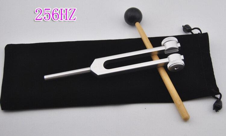 256Hz ear massage Aluminum tuning fork tp760 765 hz d7 0 1221a