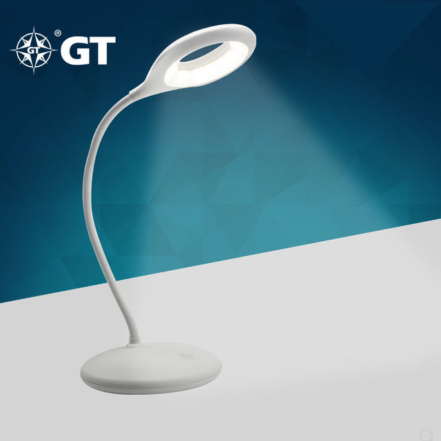 Gt lite usb reading lamps dimmable led desk lamp daylight white eye gt lite usb reading lamps dimmable led desk lamp daylight white eye care folding aloadofball