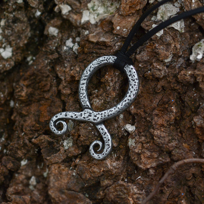 Amuleto de protección Vikingo / Protección mal de ojo y envidias
