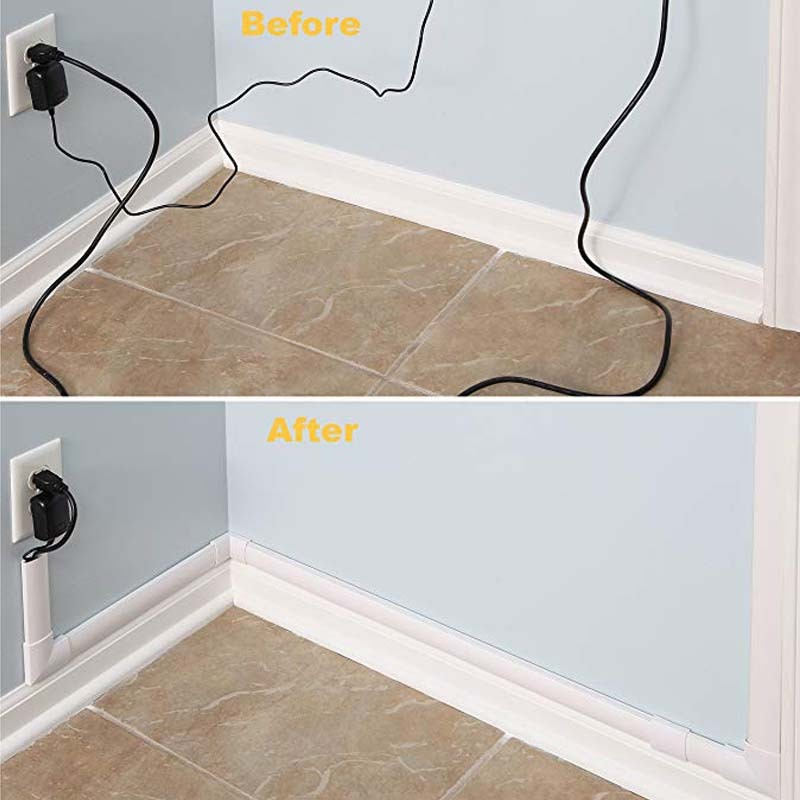 20X10mm Cord Cable Concealer System Covers Wire Cable Cover Management on hiding basement plumbing, hiding cords on mounted tv wall, hiding behind a wall, hiding behind your wall, hiding wall corner, hiding behind a corner, hiding wall speakers, hiding foundation,