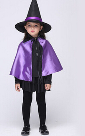 FREE SHIPPING Adicolo Halloween Costume wizard witch Suit Girls masquerade costume Cosplay