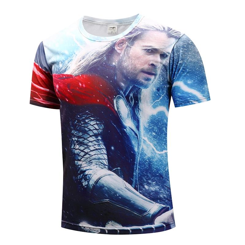 The Hulk Printed T-Shirt Short Sleeve T-Shirt Fashion
