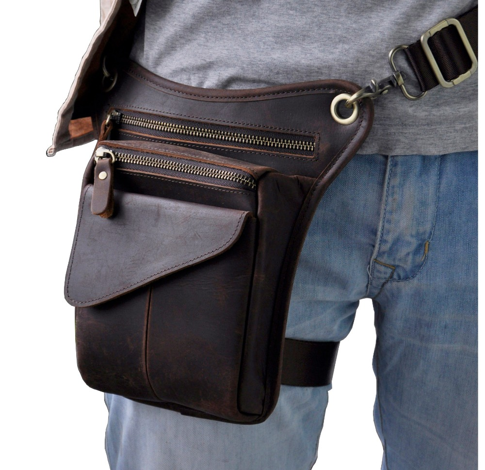 Online Get Cheap Mens Leather Leg Bags -Aliexpress.com | Alibaba Group