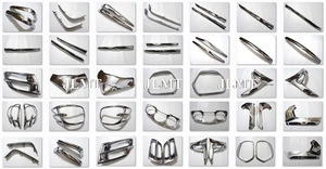 Custom Motorcycle Chromed part for Gold Wing GL1800 GL 1800 2001 2002 2003 2004 2005 2006