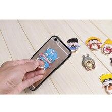 Naruto 360 Degree Metal Finger Ring for iPhone, Huawei, Lenovo, Samsung Galaxy, Nokia, Sony, Xiaomi smartphones