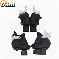 Set(4) 4pcs Central Door Lock Actuator Front Rear Left & Right For Toyota Corolla 2000 2001 2002 2003 2004 2005 2006 2007 2008