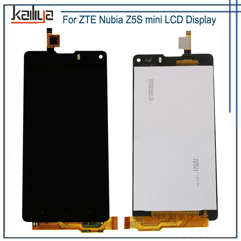 LCD Display Für ZTE Nubia Z5S mini NX403 NX403A NX404H Touchscreen Digitizer Assembly Ersatz Für ZTE Nubia Z5S mini