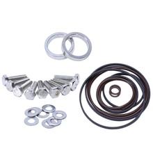 For Bmw Vanos M52Tu M54 M56 Double Twin Dual Vanos Seals Upgrade Repair Set Kit Rattle Rings