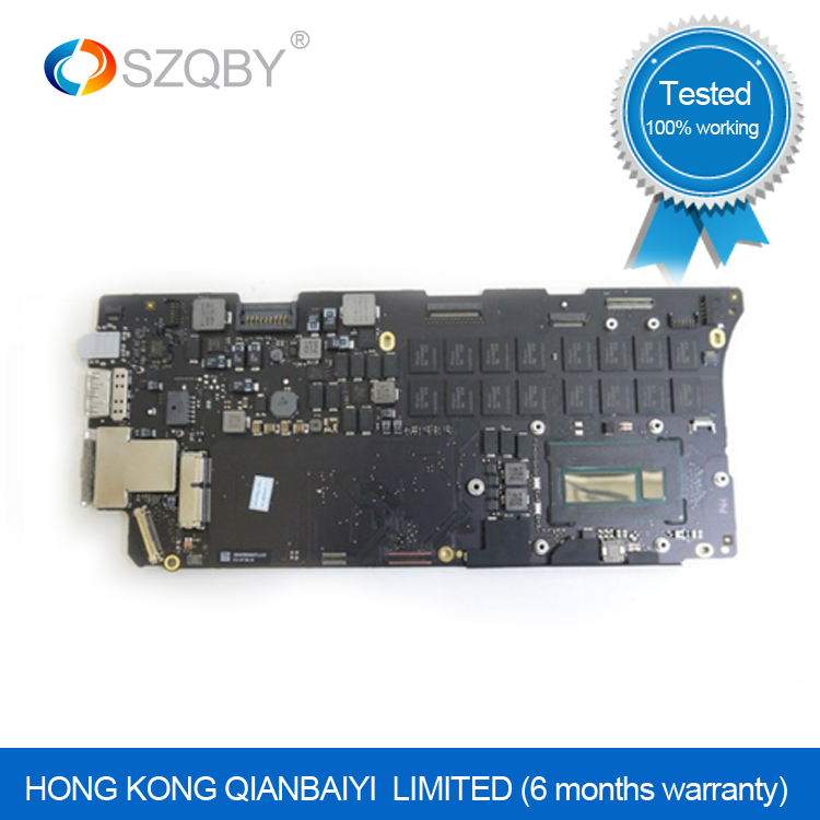 Laptop Brand New Original Mother board A1502 Logic board For MacBook Pro Retina 13' MF839 2.7GHZ 8G i5-5257U Early 2015 image
