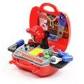 Montessori brinquedos Macios educacionais para crianças caixa tooling cooking pretend play brinquedos de aprendizagem brinquedos jouet speelgoed