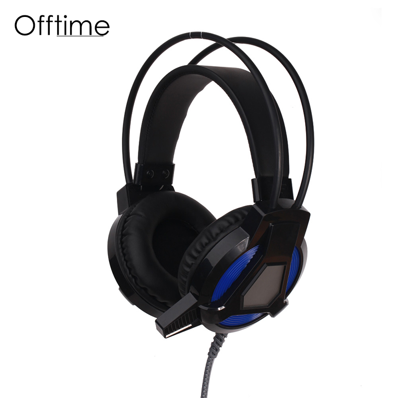 Offtime CA gaming Headphones  Super bass High quality subwoofer headset HiFi hadphone 3.5mm noise cancelling sport earphones fashion men casual shoes leather loafers slip on mens flats driving shoes size 38 47 trainers zapatos hombre