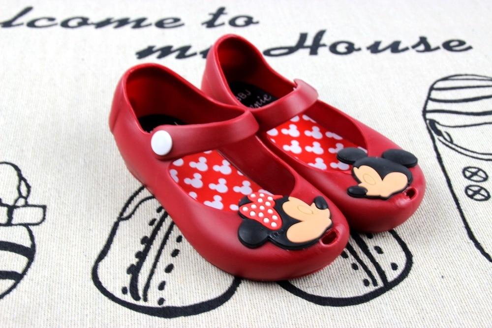 Minnie Mouse Cipele Sandale Mini Jelly Sandal Za Djevojčice Dječaci - Dječja obuća - Foto 4