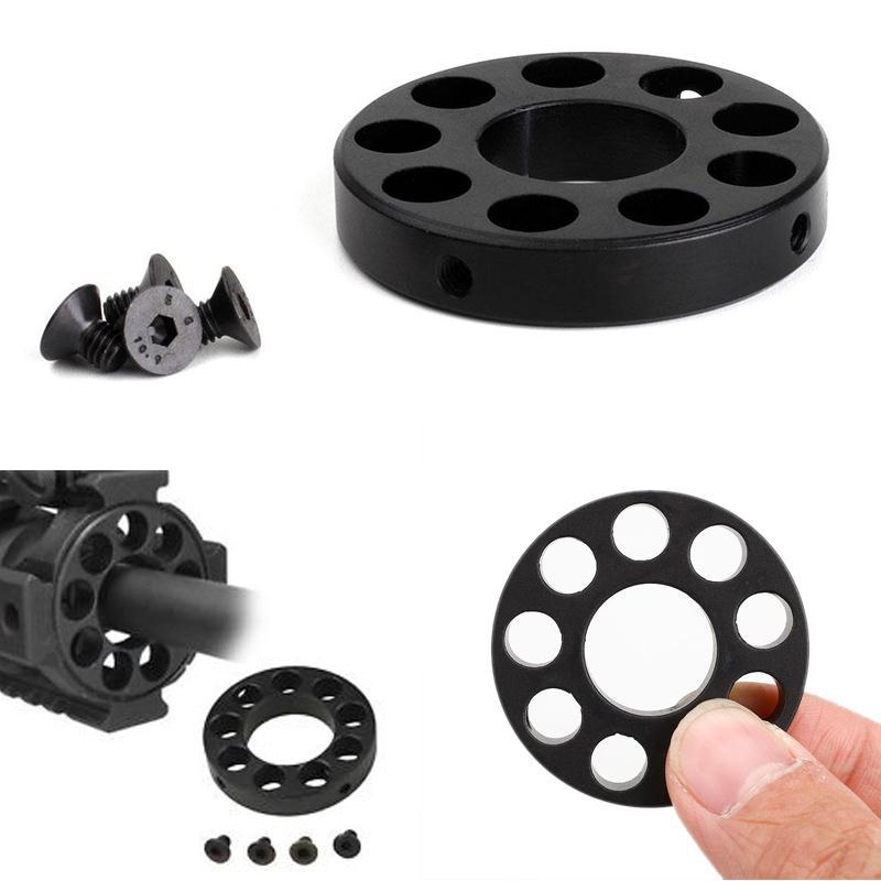 Tactical airsoft AR 15 M4 accessories 0.75 .223 Front End Cap Ring Barrel Nut for Hunting Gun Shooting Accessories image