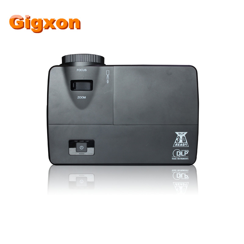 Gigxon G8009 DLP 1080p Full HD LED Multimedia Home Theater Cinema Video Multimedia font b Projector