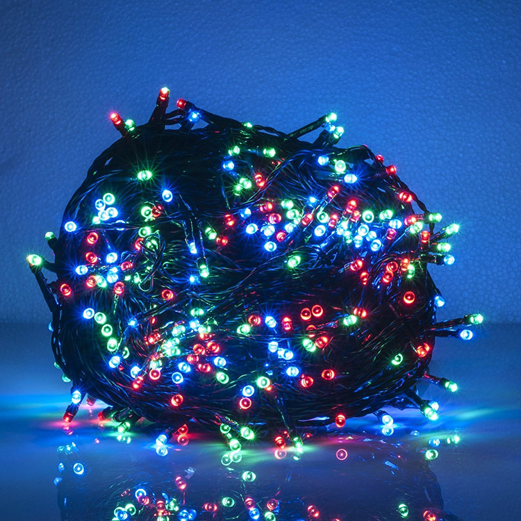 Yingtouman 2018 Solar Cell Fiber Butterfly Lamp 10led 2.8m Christmas Holiday String Led Light Wedding Party Garland Decoration Led String