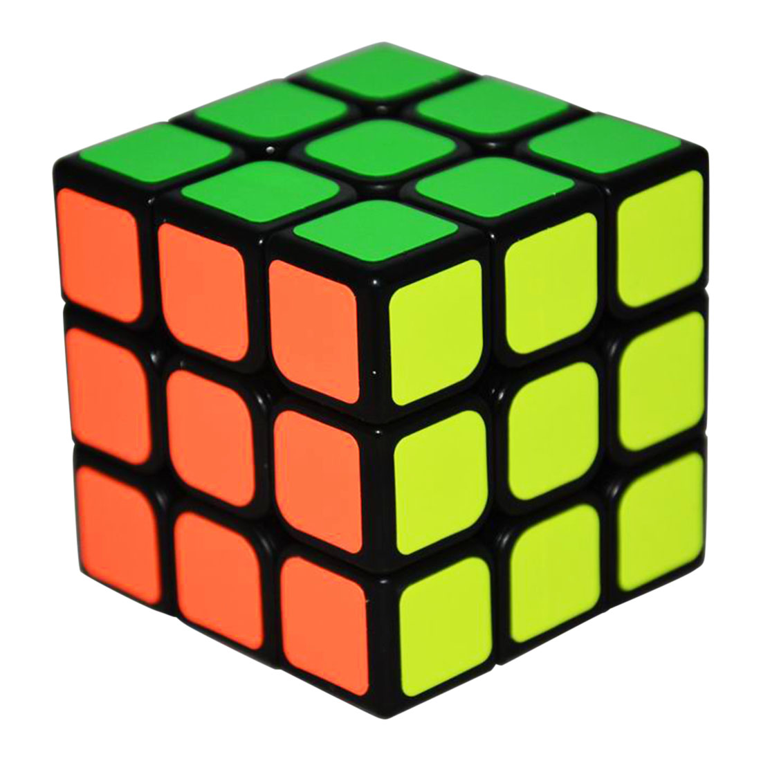 QiYi MoFangGe QiHang 3x3x3 Magic Cube Speed ​​Twist Puzzle