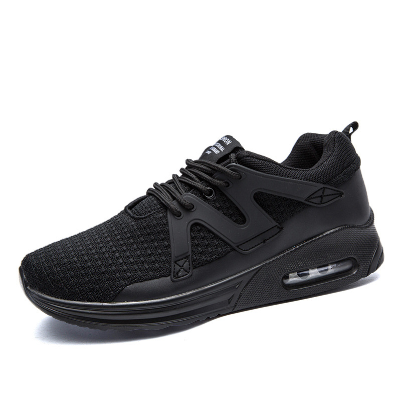 Men's Breathable Comfort Lacing Men Running Shoes Trail