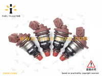 4Pcs Set Auto Spare Parts Fuel Injector 958F BB 958FBB For Ford Galaxy Mk2 2 3