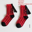 Kids Socks Red Spide...