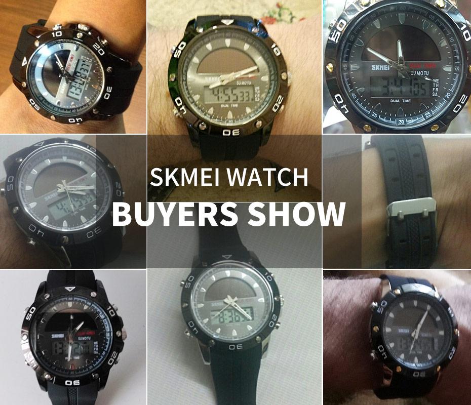 Watches Digital Watches Skmei Fashion Sport Watch Men Digital Watches Chrono Alarm Clock 5bar Waterproof Quartz Wristwatches Relogio Masculino 1064