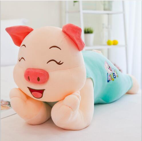 WYZHY Creative new warthog doll birthday gift plush toy sofa bedside ornaments to send friends and children gifts 100CM in Stuffed Plush Animals from Toys Hobbies