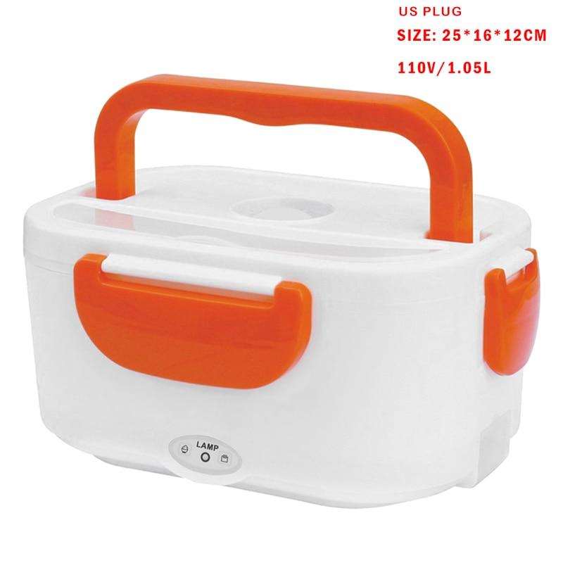 110V Orange US