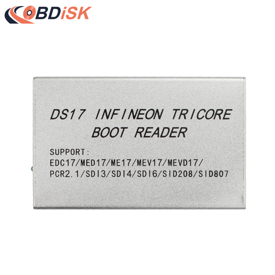 DS17 Infineon For Tricore Boot Reader Support EDC17 And Tricore Instead of BDM100