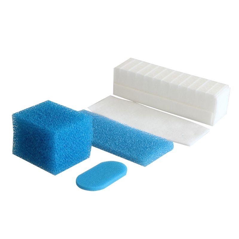 5 Pcs/1 Set Dust HEPA Filter Kit For Thomas Twin Genius 787203 Vacuum Cleaner Parts Accessory